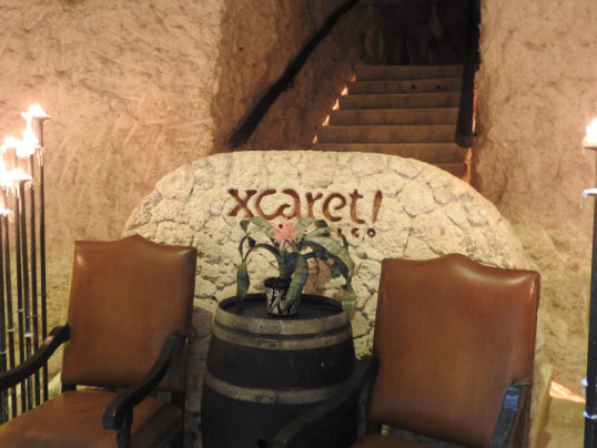 Wine Tasting at Xcaret Park - Mexico Destination Club