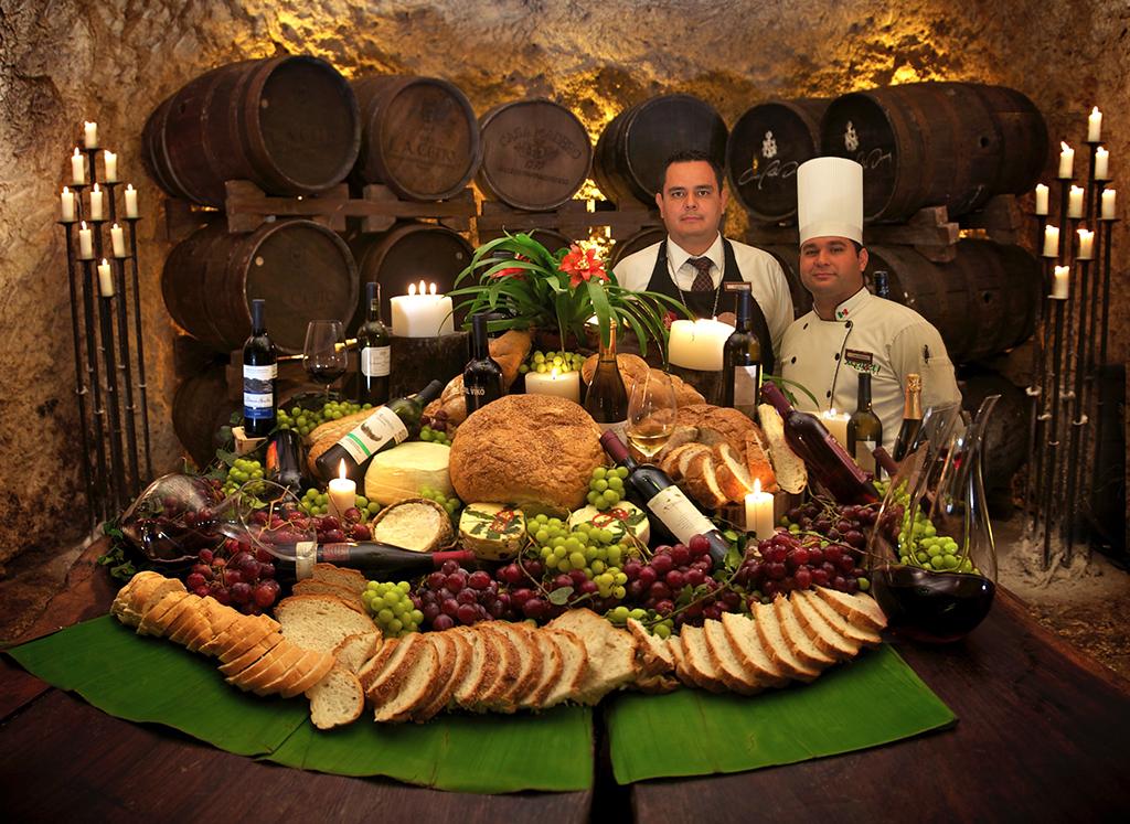 Wine Cellar Xcaret - Mexico Destination Club