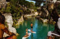Paddleboard Hotel Xcaret - Mexico Destination Club