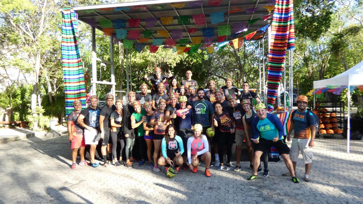 Xplor Bravest Race - Mexico Destination Club