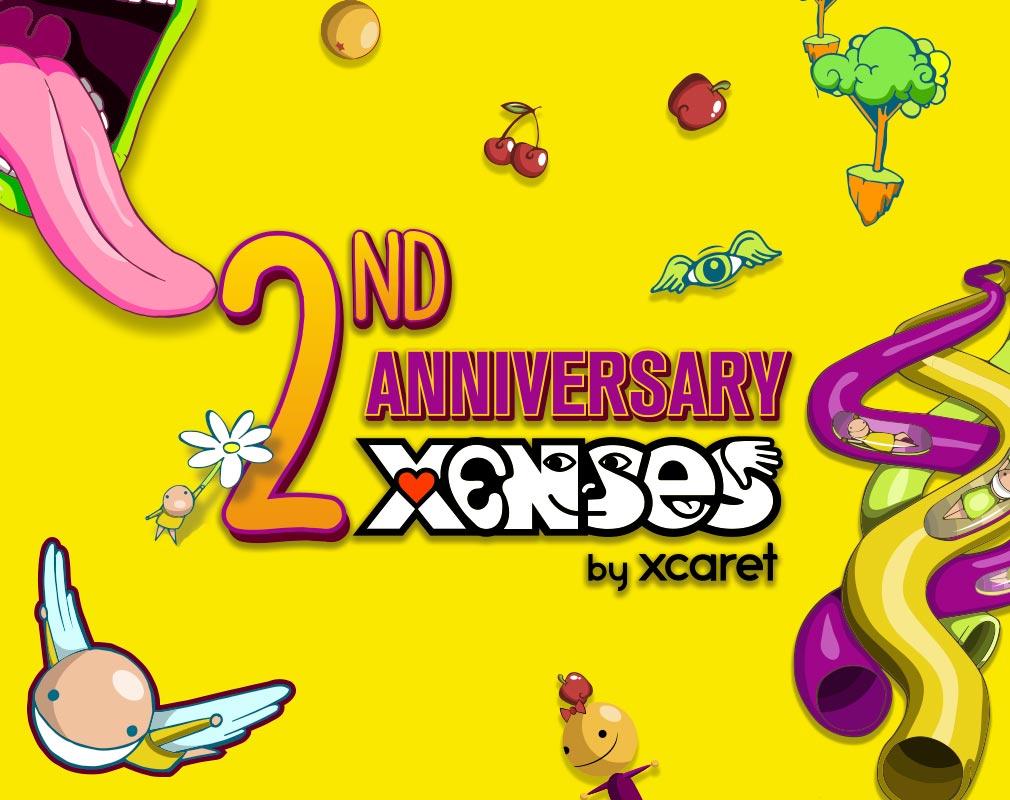 Xenses anniversary - Mexico Destination Club