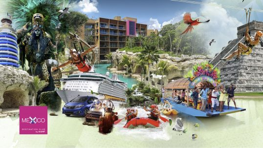 Mexico Destination Club | All Fun Inclusive