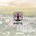 Upcoming Hotel Xcaret Arte's logotype revealed