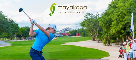 Golf tournament announcement Mayakoba | México Destination Club