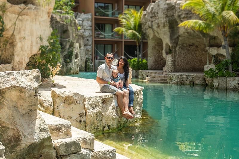 Foto Sesion Profesional - Hotel Xcaret Mexico - Mexico Destination Club