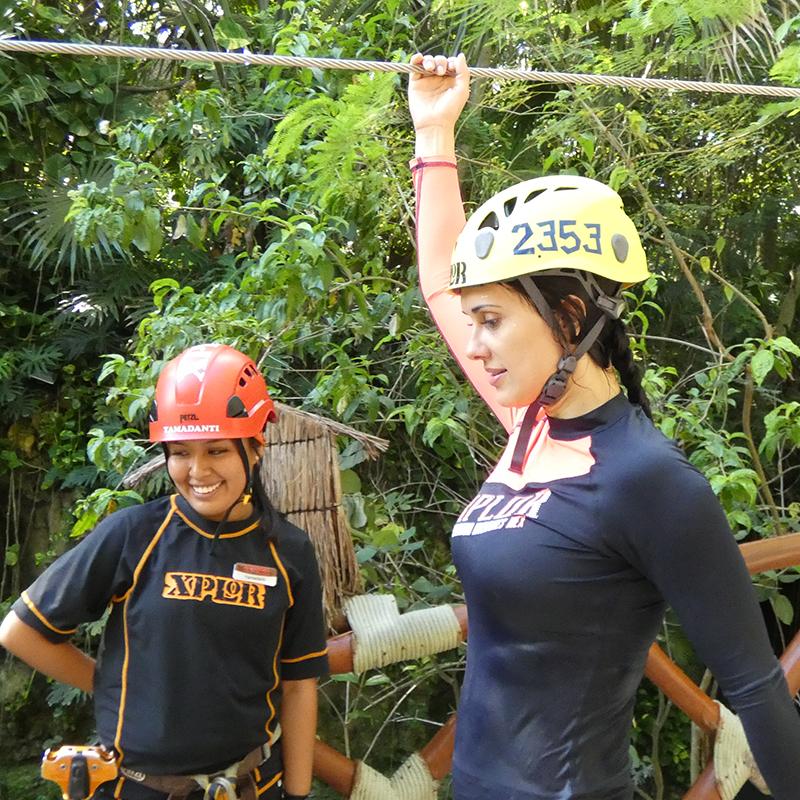 Xplor Bravest Race 2018 - Mexico Destination Club