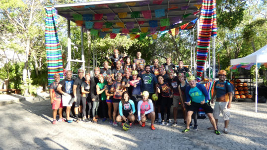 Xplor Bravest Race 2018 - Mexico Destination Club