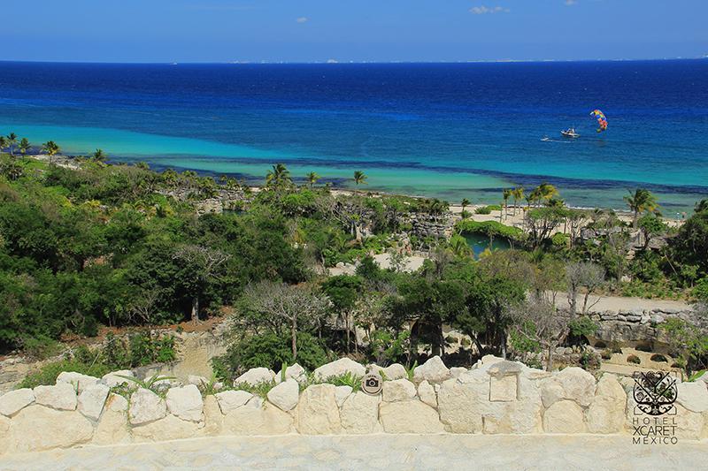 Foto Xelfie Xpiral - Hotel Xcaret - Mexico Destination Club