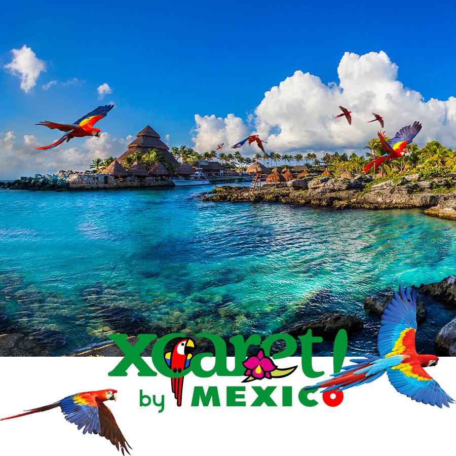 Xcaret | All Fun Inclusive | México Destination Club