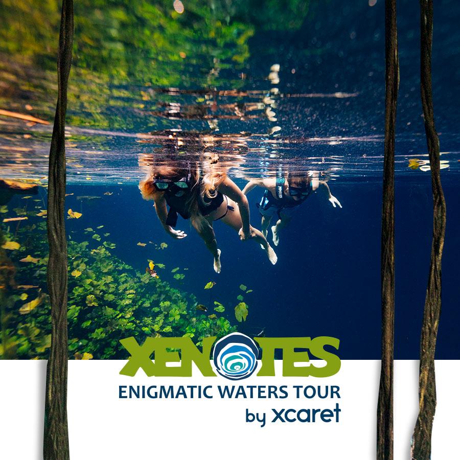 Xenotes | All Fun Inclusive | México Destination Club