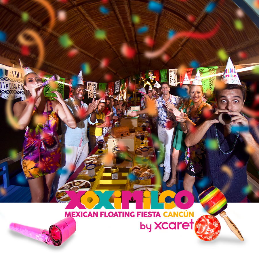 Xoximilco | All Fun Inclusive | México Destination Club
