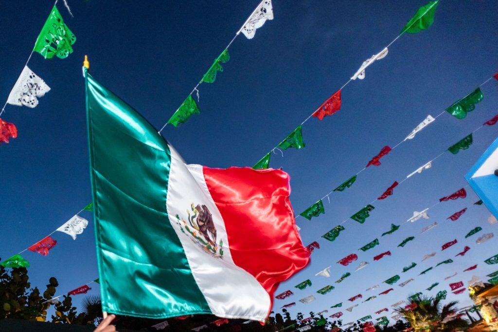 Fiestas Patrias en el Hotel Xcaret México