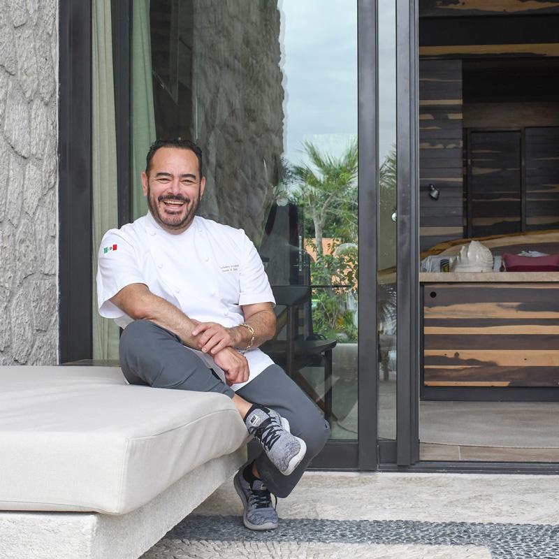 Ricardo Muñoz Zurita | La Casa de la Playa | México Destination Club