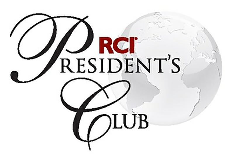 RCI President's Club Award | México Destination Club | Hotel Xcaret México