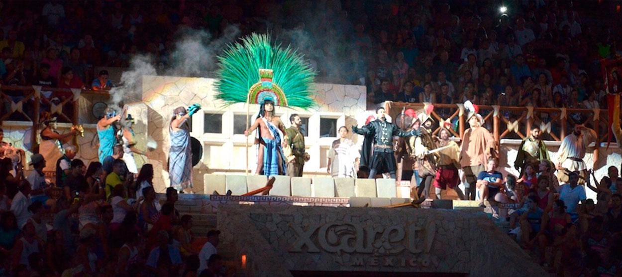 Xcaret Mexico Espectacular | México Destination Club