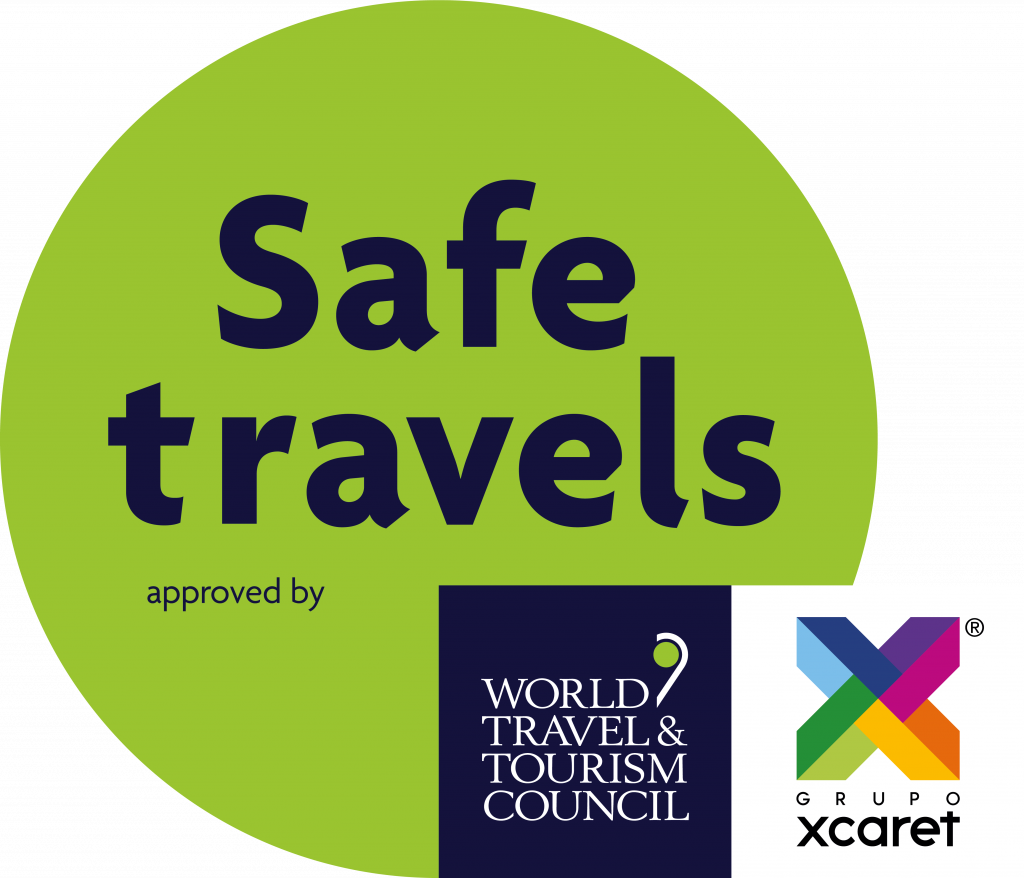 Safe Travels by WTTC | Grupo Xcaret