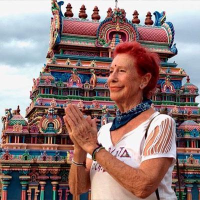 Abuelita Mochilera | Aventureros despues de los 40 | México Destination Club