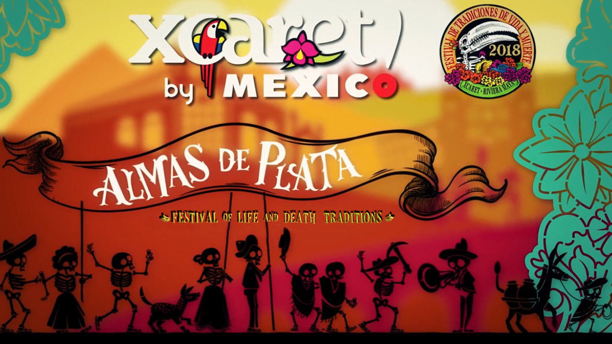 Life and Death Festival - Xcaret - Mexico Destination Club