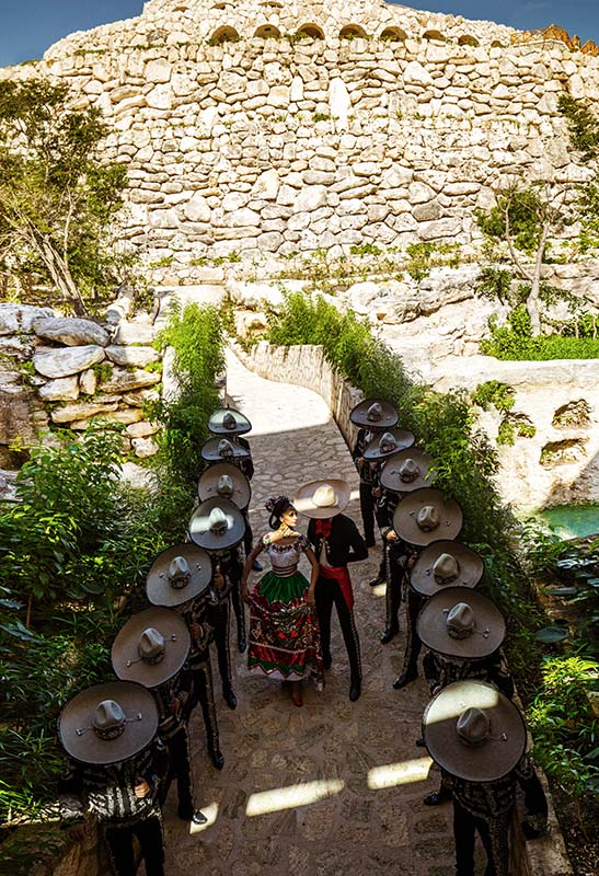 La Cantina - Hotel Xcaret Mexico - Mexico Destination Club