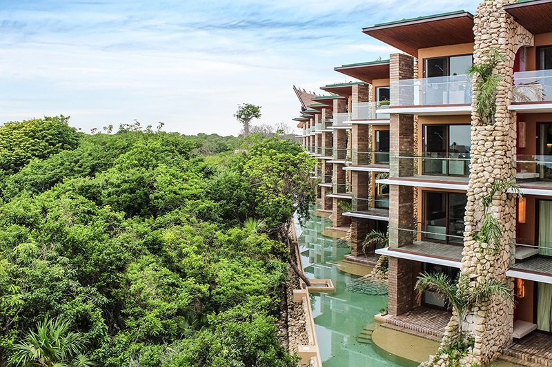 Hotel Xcaret Mexico - Revista Time