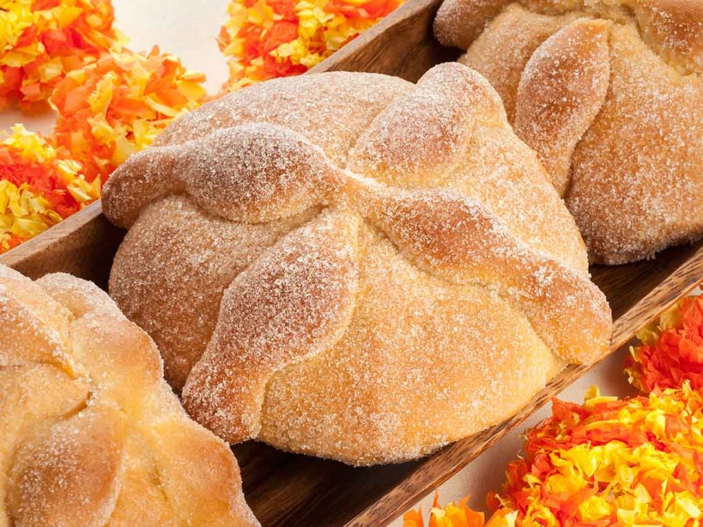 Pan de Muerto | Mexico Destination Club