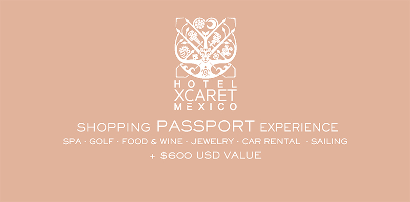 Pasaporte Bienvenida | Mexico Destination Club | Hotel Xcaret México